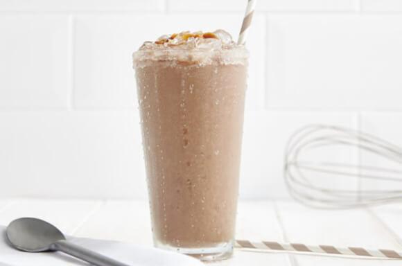Batido de Cafe con Leche y Caramelo Dieta Exante