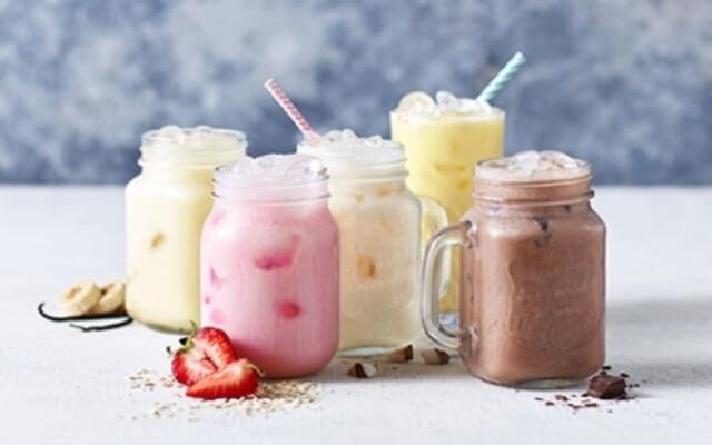 Batidos reducidos en azúcar de la Dieta Exante España