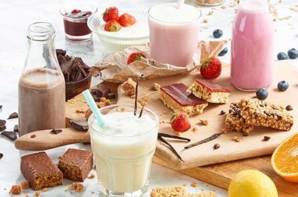 Batidos y Barritas Dieta Exante