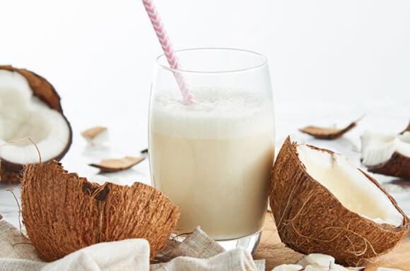 Frullato Cremoso al Cocco Dieta Exante