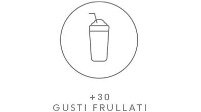 +30 Gusti Frullati