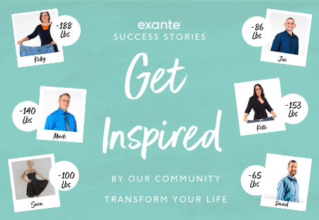 exante success stories. Get inspired. Read More