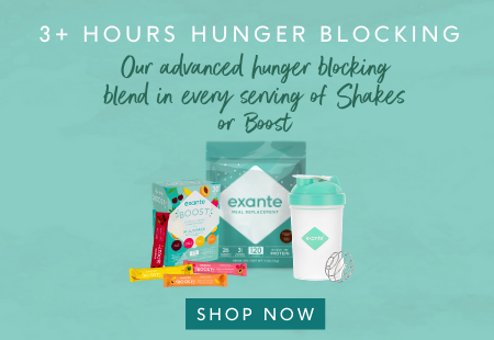 3+ Hours Hunger Blocking. Our advanced hunger blocking blend in every serving of Shakes or Boost