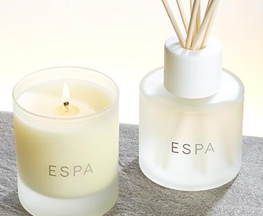ESPA Svíčky, Difuzory & Vůně do domu