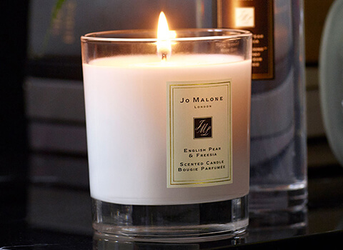 Jo Malone product list