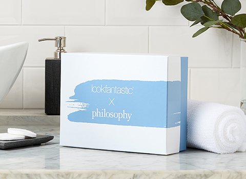 lookfantastic x Philosophy Beauty Box