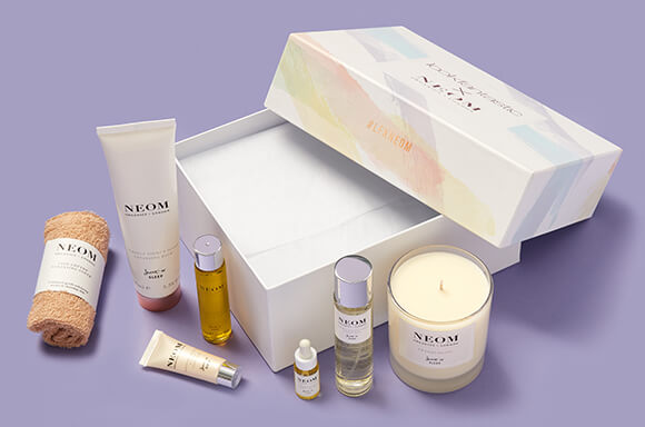 lookfantastic x NEOM