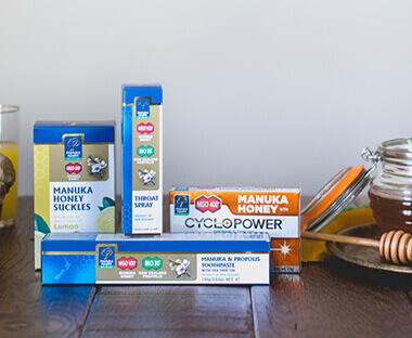 Manuka Health produkter
