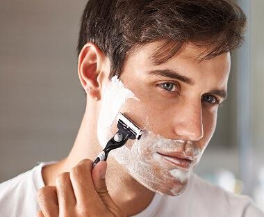 Mand barberer