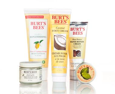 Burt's Bees produkter