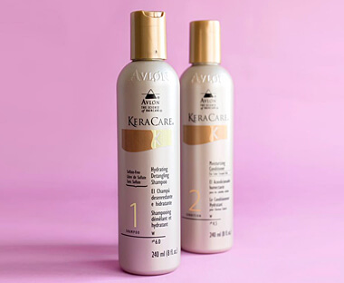 THE KERACARE® CONDITIONING HAIRCARE SYSTEM