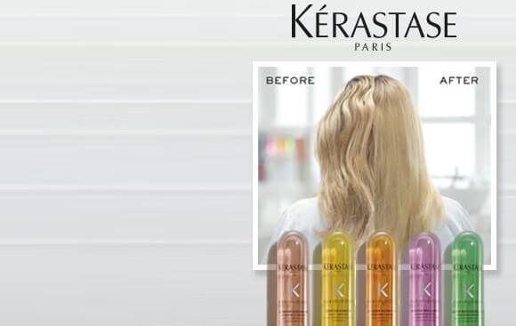 Free Kérastase Treatment