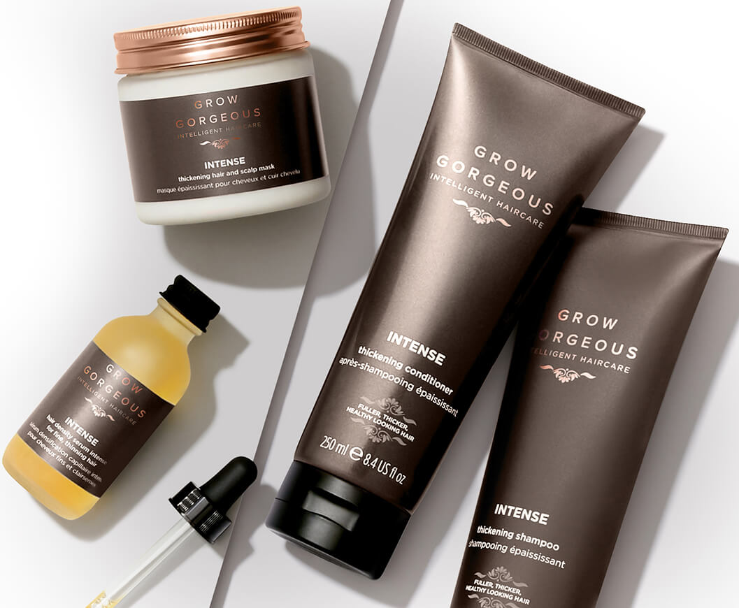 Care for your hair inside and out with Grow Gorgeous. Plus receive a complimentary gift when you spend £40 on the brand.
