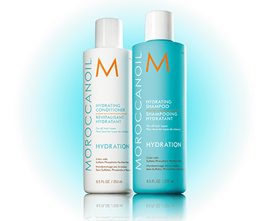 Moroccanoil Shampoo & Conditioner