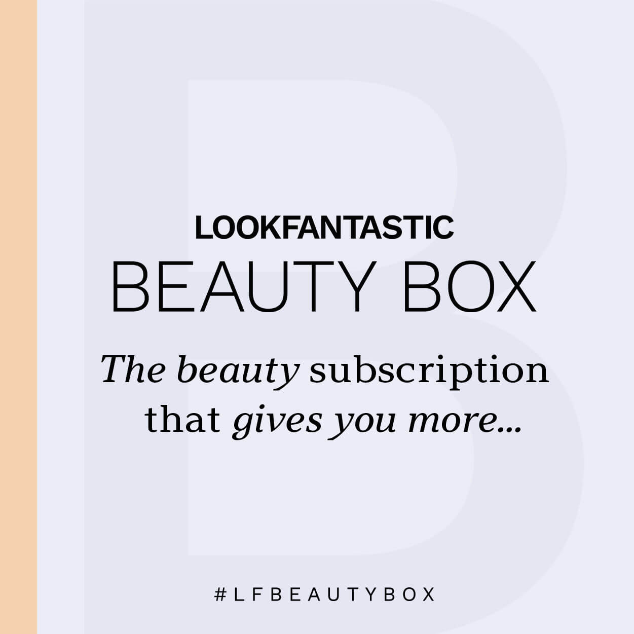 Beauty Box Quote