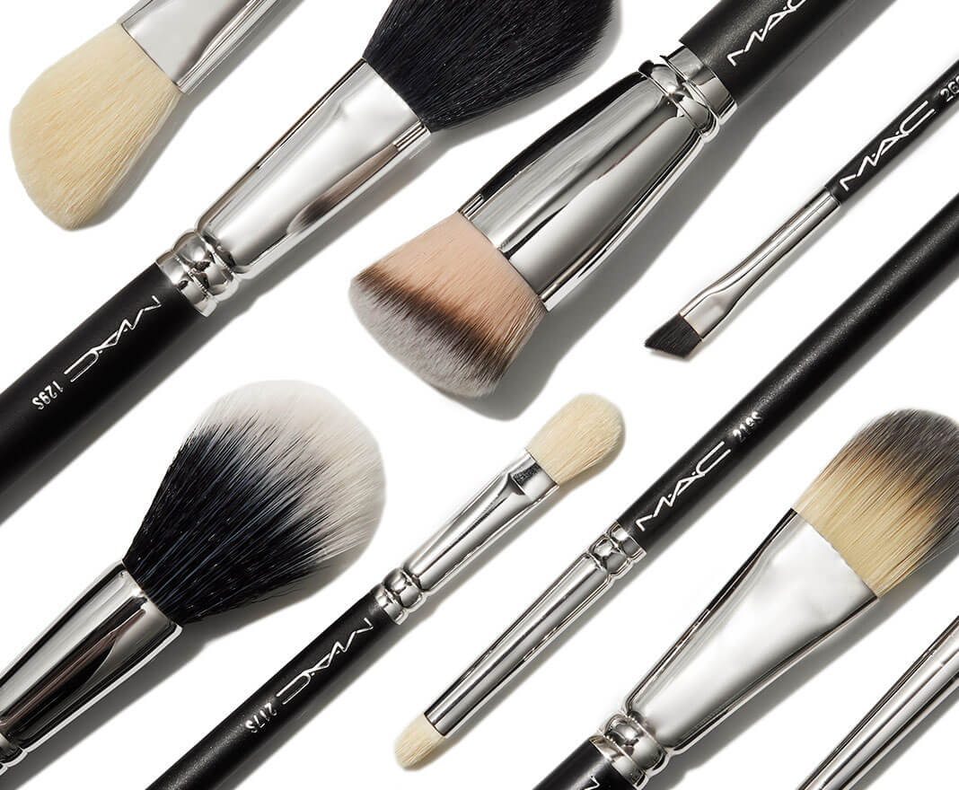 MAC Brushes and Tools