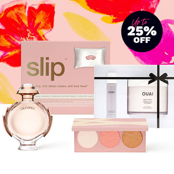 Save up to 25% on Mother's Day Gifting