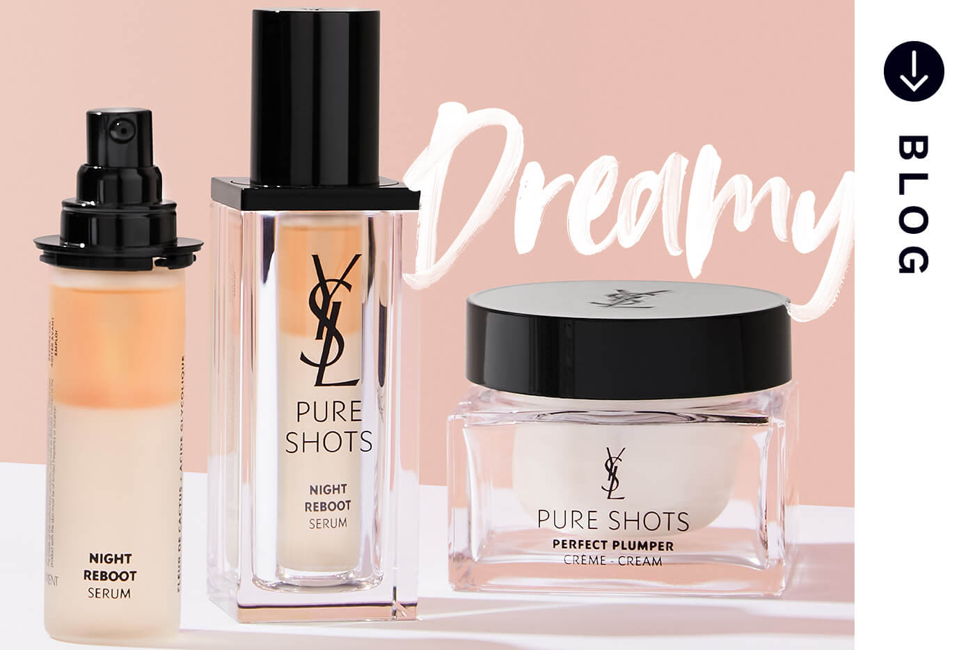 Premium beauty routine from YSL for the luxurious way to lookfantastic.