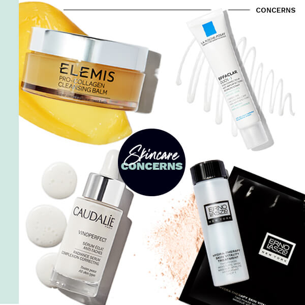 Shop by skincare concern to get the best skincare products for you!