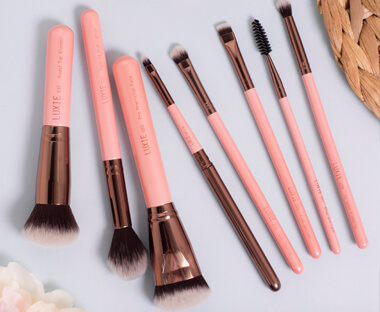 Luxie Makeup Brushes Sets