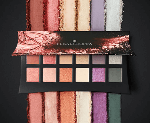 Discover the new Movement Artistry Eyeshadow Palette from Illamasqua + save 20% and receive a free gift when you spend £40 on the brand.