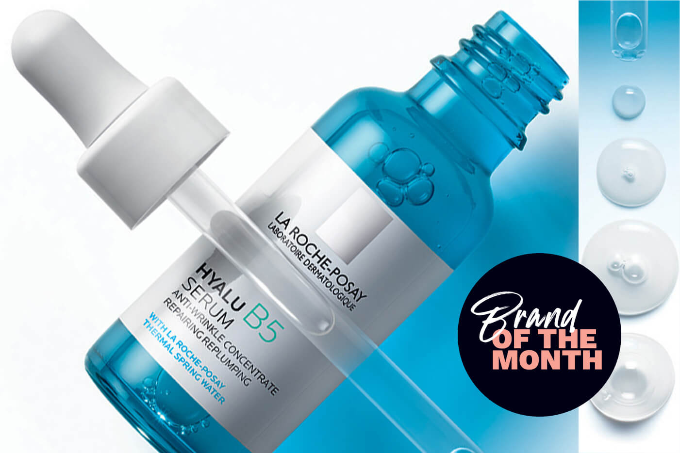 Brand of the month: La Roche-Posay