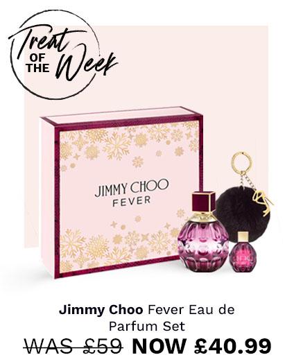Treat of the week: Jimmy Choo