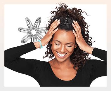 Invisibobble nano hair ties