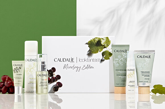 LOOKFANTASTIC X CAUDALIE LIMITED EDITION BOX