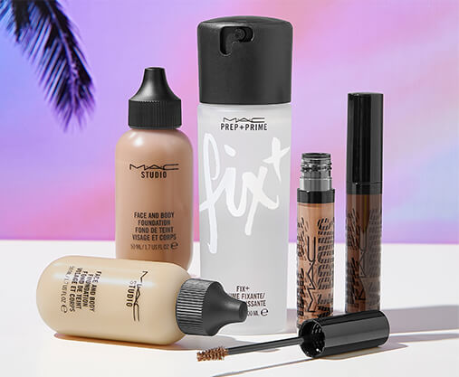 Shop leading cosmetic brand MAC and receive a complimentary MAC 187S Duo Fibre Face Brush when you spend £70 on the brand.
