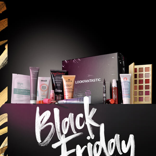 Scoprite la Black Friday Beauty Box qui su LOOKFANTASTIC!