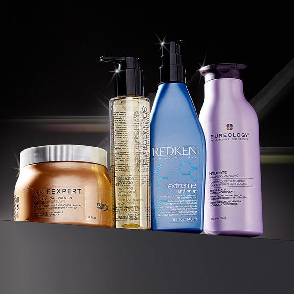 Hasta un 30% en productos para el cabello