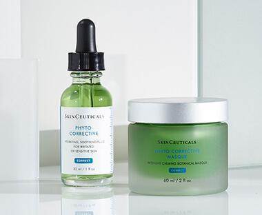 Skinceuticals -valikoima ihon haalistumista vastaan