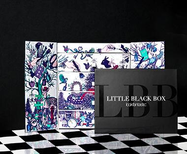 Le calendrier de l'Avent et la Little Black Box pour 120€ seulement !