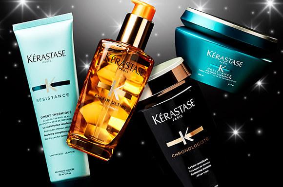 -33% sur Kérastase et votre brosse OFFERTE pour 80€ de commande dans la marque !