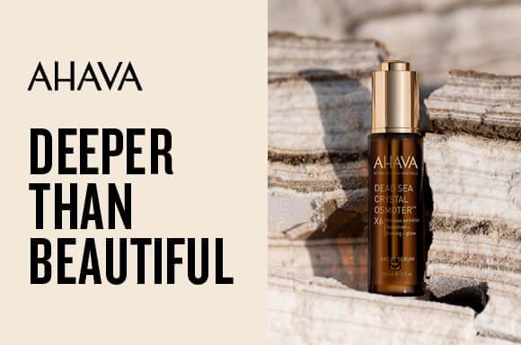 今月のブランド:AHAVA