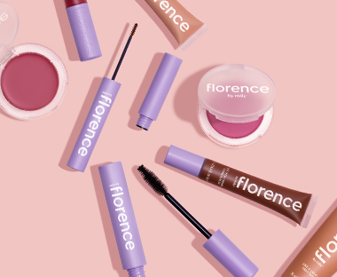 Florence by Mills makeup