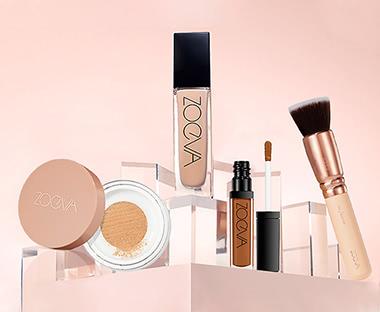 Zoeva Foundation & Powder