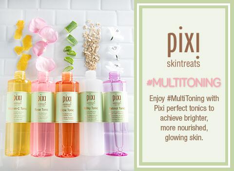 Pixi Beauty makijaż i pielęgnacja
