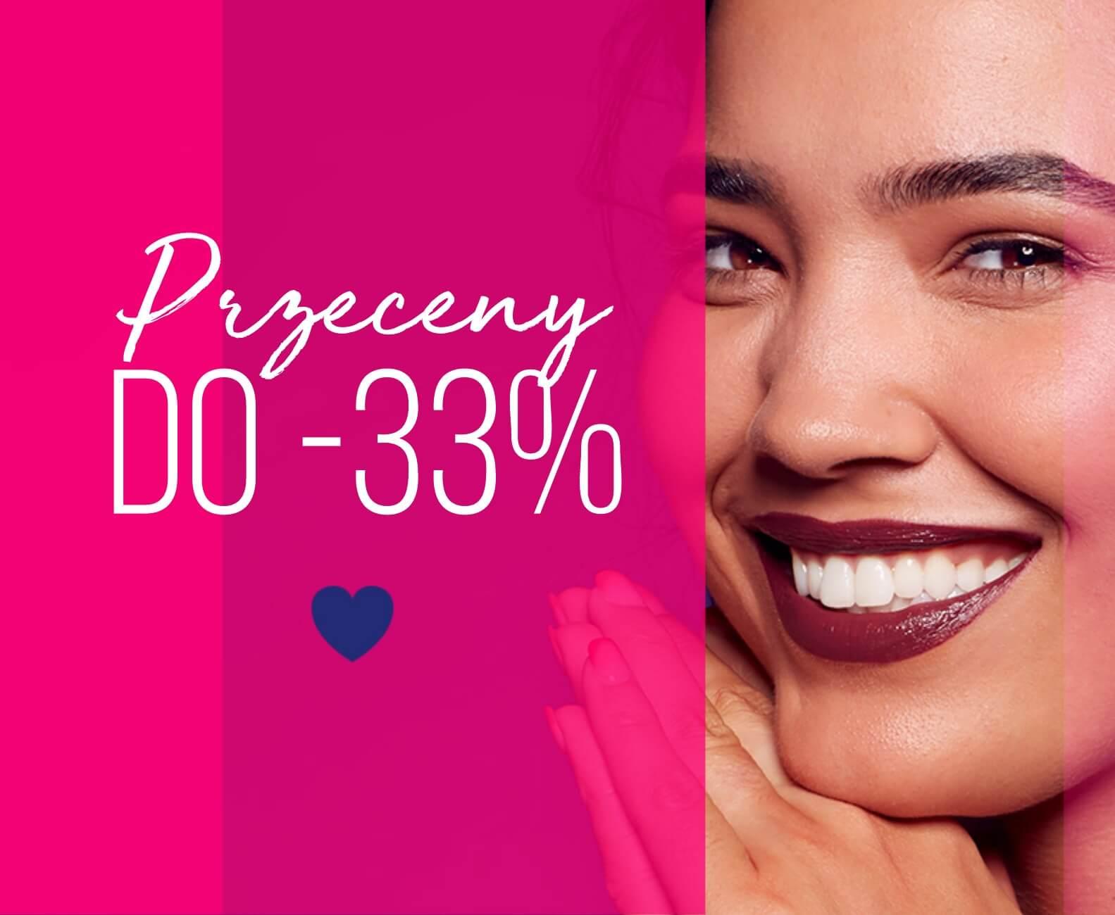 PRZECENY DO -33%