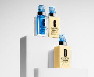 Zobacz nowość od Clinique, dopasowując kosmetyk do potrzeb twojej skóry.