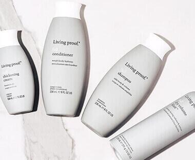 Nasza nowa zdobycz - profesjonalne kosmetyki do włosów <b> Living Proof</b>!