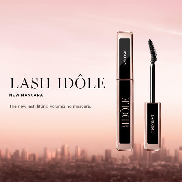 new lancome lash idole mascara