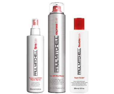 Paul Mitchell Styling Products