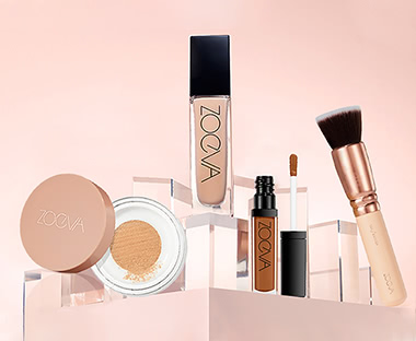Zoeva Foundation & Powder Zoeva Foundation & Puder