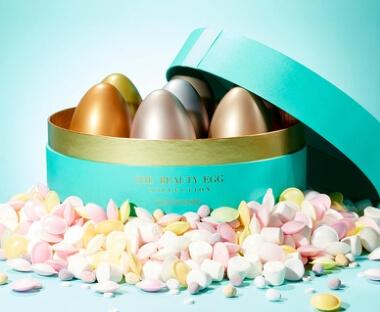 Vad finns inuti lookfantastic Beauty Egg 2018?