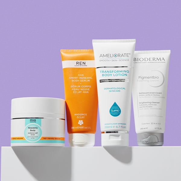 Bodycare with benefits - these formulas are everything you need to glow.