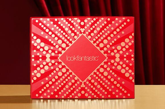 lookfantastic Christmas edition Beauty Box