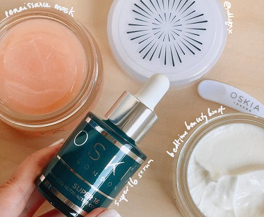 BEAUTY IN REVIEW: OSKIA Skincare
