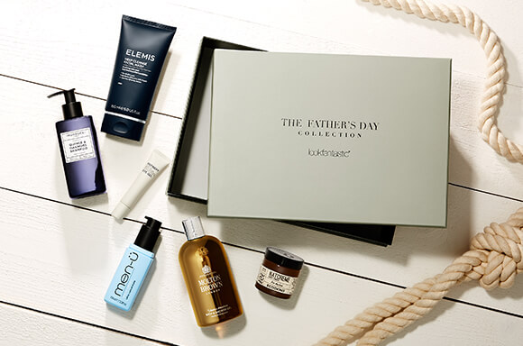 Discover the lookfantastic Father's Day Collection